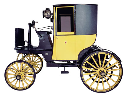 Bersey Electric Cab
