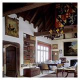 Churchill's Study at Chartwell